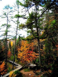 Hiawatha hiking path – Sault Ste. Marie, Ontario – Kattaka
