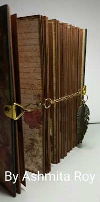 Amazing Pocket travel journals, such detail and care i love these so stinking cute!!