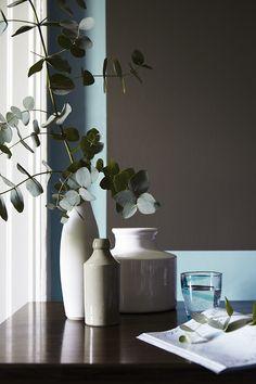 Couleurs Bleu Attic / Sky Blue – Little Greene - Marie Claire Maison