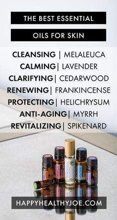 Click through for my top 8 doTERRA essential oils for skincare! So many commercial cleansers and moisturizers on the market contain harmful toxins, and so this is a a recurring issue for me. I've found that a lot of commercial skincare products tend to irritate my skin, and so I've resorted to making a lot of my own skincare products and relying on 100% pure, doTERRA Certified Pure Therapeutic Grade essential oils.