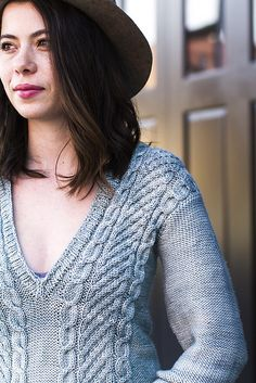 Ravelry: diVerge pattern by Meridith Shepherd