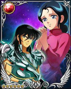 Shiryu y Shunrei