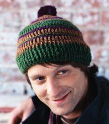 11 Free Crochet Hat Patterns For Men