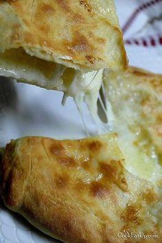 kaseropsomo Gf Recipes, Pastry Recipes, Greek Recipes, Kitchen Recipes, Food Network Recipes, Food Processor Recipes, Cooking Recipes, Greek Cooking, Easy Cooking