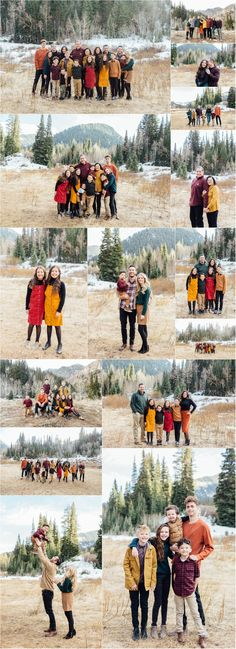 Farm Family Pictures, Extended Family Pictures, Big Family Photos, Large Family Poses, Winter Family Photos, Family Christmas Pictures, Family Picture Poses, Big Kids, Extended Family Photography