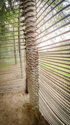 Imagen 3 de 21 de la galería de Templo del bosque / Marco Casagrande. Fotografía de Juozas Masiulis