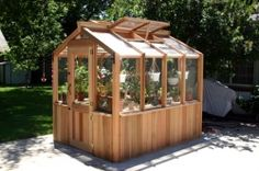 Build A Backyard Greenhouse