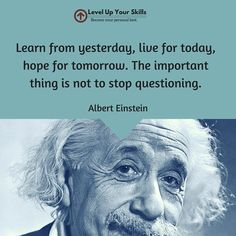 Another #Genius  quote from Einstein about life. #Wisdom  #Success  #Inspiration