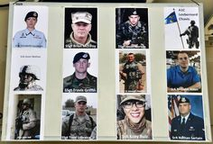 More than 250 Airmen, Soldiers, Sailors and DoD contractors united Dec. 12, 2015 to ruck march 12 kilometers to honor the 12 fallen Defenders who died during Operation Enduring Freedom and Operation Iraqi Freedom.