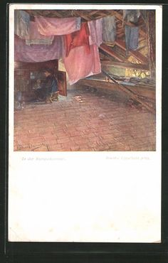 Künstler-AK Brüder Kohn (B.K.W.I) Nr.1487: \