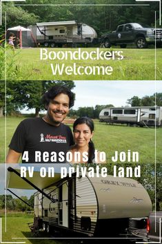 Ever heard of Boondockers Welcome? You can park on someone's property for a night or a few nights. Beats staying at Walmart on any night. Find out the 4 main reasons you need to join this unique RV membership.