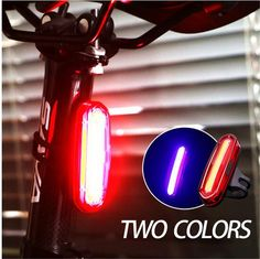 Wheel up Bycicle Taillight Band Light Reflector Bike USB MTB Road Dynamo For Bicycle Waterproof Tube Light Lamp Safety  #Affiliate