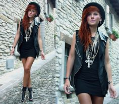 Protect me from what I want (by Kate Pe.) http://lookbook.nu/look/1004219-Protect-me-from-what-I-want