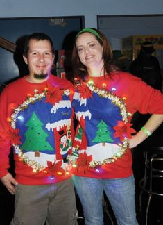 10 Really Ugly Christmas Sweaters You Don't Want To Wear! http ...