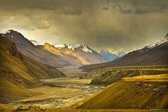 Kaza, Spiti Valley, Himachal Pradesh, India