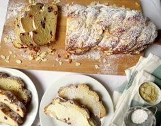 Christmas bread with thermomix