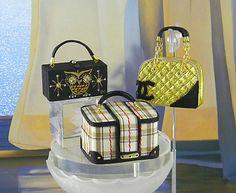 Enid Collins, Burberry Train Case, Chanel
