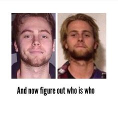 They look so so soo similar!!! Luke hemmings is going to be 19 soon im not fucking ready :((((
