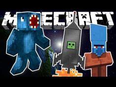 Minecraft: I SAVED IBALLISTICSQUID! (Mod Showcase & Machinima) - YouTube
