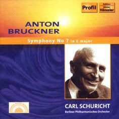 Bruckner: Symphony No. 7 in E major - Profil CD. £12.95