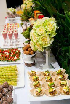 Organic Buffet and Veggie Bar via Kara's Party Ideas | KarasPartyIdeas.com #organic #buffet #veggie #bar (19)