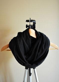 Kup mój przedmiot na #vintedpl http://www.vinted.pl/akcesoria/inne-akcesoria/10079582-czarny-cienki-komin
