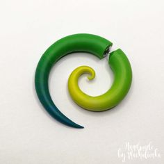 Color Shapes, 1 Piece, Allergies, Different Colors, Piercing, Polymer Clay, Handmade Items, Etsy, Fimo