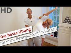 Übung für mehr Beweglichkeit im Rücken nach Liebscher & Bracht