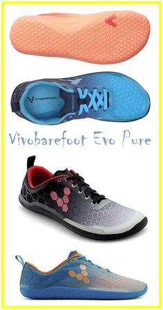 Vivobarefoot Evo Pure is a great 'barefoot' running shoe that improves motor performance and smooths movement coordination.