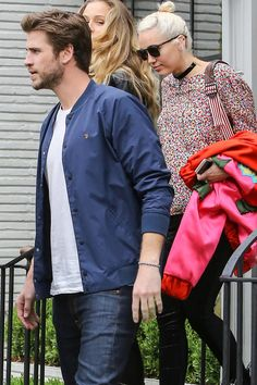 Miley Cyrus and Liam Hemsworth Make Their First Public Outing Since Reconciling