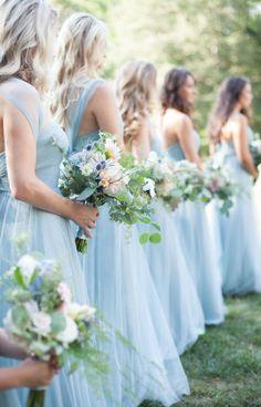 Traditional + Elegant Outdoor Biltmore Estate Wedding - Style Me Pretty