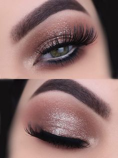 makeup tattoo makeup looks eye makeup tutorial eye makeup do makeup 101 how to apply makeup allergy eye makeup tips makeup video mein Shimmer Eye Makeup, Skin Makeup, Eyeshadow Makeup, Prom Eye Makeup, Simple Prom Makeup, Younique Eyeshadow, Pageant Makeup, Yellow Eyeshadow, Eyeshadows