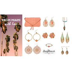 Summer in Miami Miami, Polyvore, Summer, Design, Style, Swag, Summer Time, Outfits