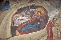 Byzantine Icons, Byzantine Art, Christ, Blessed Mother, Sacred Art, Art And Architecture, Religion, Painting, Image