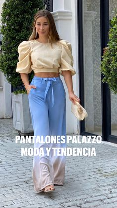 Wide Pants, Trendy Fashion, Work Wear, Outfits, Stylish, Casual, Clothes, Dresses, Dress