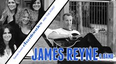 James Reyne & Special Guests Chantoozies and The Word at #TRAK on Friday 4th October, 2013