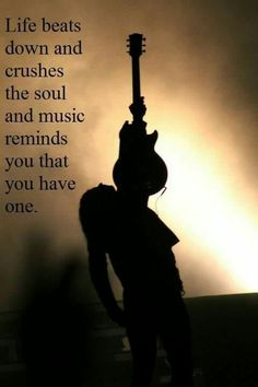 Never, EVER lose the grip over your passion, no matter what other people make you think. This is probably the most important life lesson, and I learned it the hard way. Sound Of Music, Kinds Of Music, I Love Music, Music Is Life, My Music, Sound Art, Music Lyrics, Music Quotes, Dani Filth