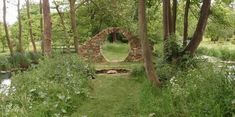 If you are looking to add a special touch to your garden you may want to consider a mystical moon gate!