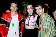 Pin for Later: The Most '90s-tastic Moments From the MTV Movie Awards Jared Leto had short hair. My So-Called Life's Jared Leto attended the 1995 MTV Movie Awards, posing for a picture with Kennedy and Dweezil Zappa.