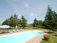 Villa Merse in Monticiano - Monticiano Vacation Villas, Swimming Pools, Night, Pets, Outdoor Decor, Products, Italia, Swiming Pool, Animals And Pets