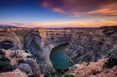 A visit to Bighorn Canyon National Recreation Area can be summed up in a single word -- Stunning.
