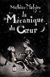 Livre de Mathias Malzieu, le Tim Burton de l'écriture, qui nous transporte facilement dans son monde.