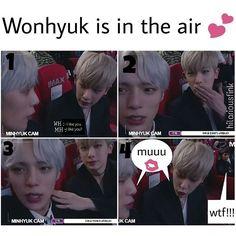 2/2 Who's #wonhyuk shipper?? 😄😄 . . ➖➖➖➖➖➖➖ #Monstaxmeme #monstaX #mcountdownkorea #monsta_x #monbebe #shownu #wonho #minhyuk #kihyun #hyungwon #jooheon  #i_m  #changkyun #chaehyunhwon #imchangkyun #leeminhyuk #leejooheon #yookihyun #shinhoseok #sonhyunwoo #monstaxAllin #monstaexgirl #starship #nomercy #monstaXmonbebe #monstaxmemes #monstaxVapp #hyungwonho