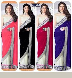 Buy Bollywood Saree :  Watsapp : 90998 23943