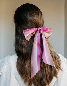 Soft Waves, Behr, Nicole Kidman, Barrette, Hair Inspo, Grosgrain, Hair Bows, Velvet, Hairstyles