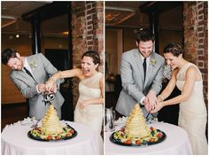 Brunch Wedding at Charleston's Historic Rice Mill - Fab You Bliss Wedding Brunch Reception, Fall Wedding, Wedding Decor, Colorado Springs, Pancake Cake, Pancakes, Wedding Goals, Wedding Dreams, Rice Mill