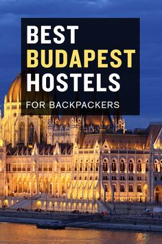 Looking for a cheap place to stay in Budapest? Check out our list of the best hostels in Budapest, Hungary. European Travel Tips, European Destination, Hungary Travel, Spain And Portugal, Budapest Hungary, Ultimate Travel, Travel Aesthetic, Travel Couple, Travel Around The World