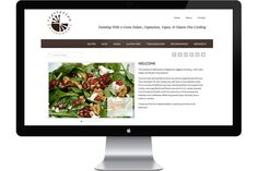 Dedicated to Vegetarian, Eggless Cooking with many Vegan and Gluten-free options.