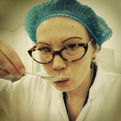 Perks of the job. Fruit Tea, Selfie, Selfies