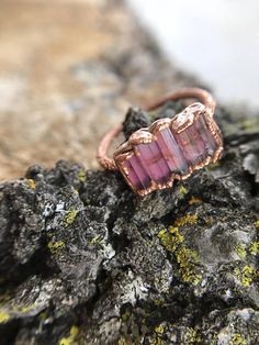 Ready+to+Ship+Pink+Tourmaline+Ring